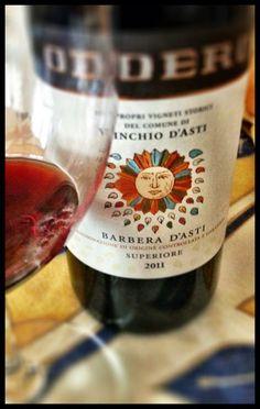 El Alma del Vino.: Poderi e Cantine Oddero Barbera D´Asti Vinchio D´Asti Superiore 2011.
