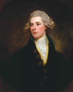 """William Pitt, November 18, 1783:  """"Necessity is the plea for every infringement of human freedom. It is the argument of tyrants; it is the creed of slaves."""""""
