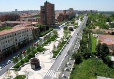 Madrid affronterà il nuovo anno con una serie di progetti di riqualificazione urbanistica e costituzione di nuovi giardini urbani.