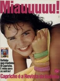 capas de revista capricho anos 80 - Pesquisa Google