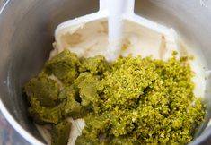 make your own pistachio paste/butter