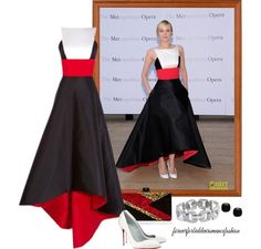 Celebrity Look, Celebrity Crush, Eugene Onegin, Metropolitan Opera, Diane Kruger, Prabal Gurung, Red Carpet, Balls, Christian Louboutin