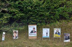 Polizei hat genug: St. Gallen will Plakatflut eindämmen | Blick