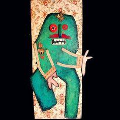 """Mi piace"": 7, commenti: 2 - massimo j. monaco (@massimo.j.monaco.artist) su Instagram: ""THE CARABINEER(character of the play Pinocchio) 1980 cm.180x95 - Two-dimensional wooden puppet…"""