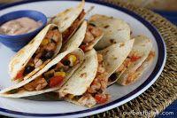 Cowboy Quesadillas - Our Best Bites