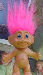 Trolls! My parents wouldn't let me have one. :(