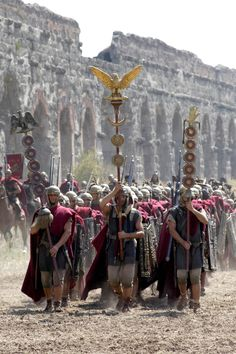 ROME......TÉLÉVISION SÉRIES......SOURCE BING IMAGES..........