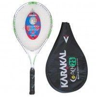 Karakal Coach 25 Kinder Tennisschläger mit Hülle für 8 bis 10 jährige