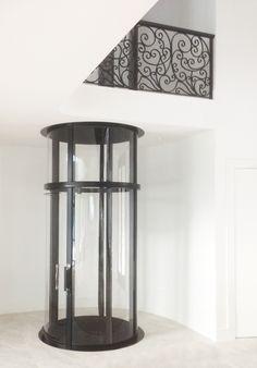 Visilift Round Home Elevator