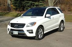 This luxury sport-ute takes opulence to another level and offers a rewarding, quiet diesel-powered drive to boot My Dream Car, Dream Cars, Paw Patrol Birthday Theme, Suv Reviews, Mercedes Benz Ml350, M Class, Suv Cars, Car Goals, Luxury Suv