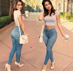 jeans top t-shirt