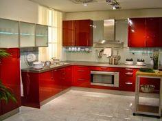 Dekorasi Dapur Minimalis Dengan Furnitur Kitchen set cantik | Griya Indonesia