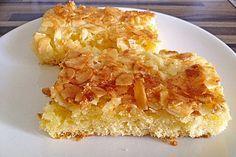 Mandel - Blitzkuchen, ein raffiniertes Rezept aus der Kategorie Kuchen. Bewertungen: 74. Durchschnitt: Ø 4,7.