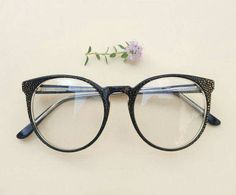 cd0eb8b283 Vintage polka dots Frames   black rounded designer hipster eyeglasses   NOS  sunglasses   round shaped golden glasses   graffiti spects by Skomoroki on  Etsy
