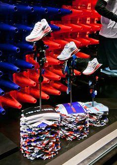 Nike + Shanghai International Marathon Visual Center - Queenie Yehenala