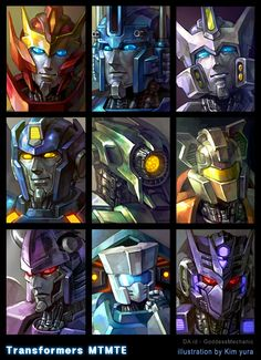 TF MTMTE fanart by GoddessMechanic.deviantart.com on @deviantART