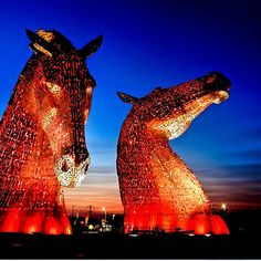 """THE KELPIES"" ANOTHER TAKE."