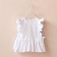 2016 nueva de las colmenas vestidos de niña infantil vestidos de niña de blanco sólido arco lindo recién nacido vestido de menina chica trajes de bautizo(China (Mainland))