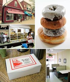 Frosty's Donut and Coffee Shop