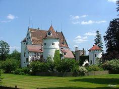 Schloss Syrgenstein in Bayern (Grafen zu Waldburg-Zeil-Lustenau-Hohenems)