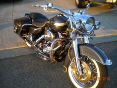 Beach Handle Bars for 2009 Road King - Page 4 - Harley Davidson Forums