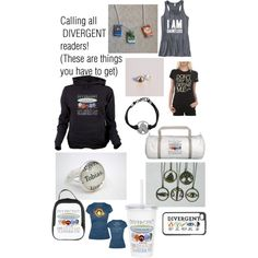 """""""#Divergent! If you haven't read it. . . READ IT NOW!!!!!"""" by bananza8935 on Polyvore"""