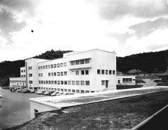 Ciudad Universitaria de Caracas, Carlos Raúl Villanueva. Fotografías: Luis Felipe Toro – Material Cultural