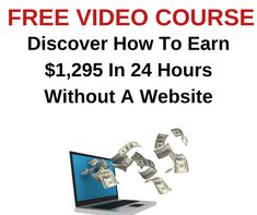 FREE Video Exposes How One Newbie Made $21,367 in 24 Hours   #howtomakemoney #makethatmoney #workathome #workfromhome #homebusiness #internetmarketing #onlinejobs #coronawirus #lockdown #stayhome #pandemic #quaratine #facemask #ppe #KN95 #N95 #Covid19 #stayathome Online Cash, Online Jobs, Make Money Online, How To Make Money, Internet Marketing Course, Online Marketing, Home Based Business, Seo, Improve Yourself