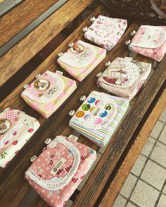#移動ポーチ 不足で救世主! #punyu〜* さんが久々に納品いただきました イベントにも持って行きます! + 7月31日(日) #延岡総合文化センター で #苺と林檎 に出店 - chaco_kotegawa