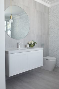 Home Renovation Bathroom Bathroom Styling by Three Birds Renovations Mold In Bathroom, Zen Bathroom, Bathroom Renos, Bathroom Ideas, Bathroom Inspo, Shower Ideas, Bathroom Cabinets, Bathroom Designs, Lavender Bathroom