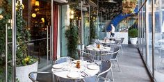 $59 -- Maritime: Dinner for 2 w/Wine at Chelsea Hot Spot   Travelzoo Local Deals