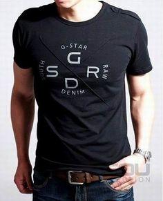 G-Star Men Short Sleeve Tees
