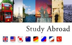 something interesting about study abroad will be share here