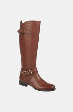 Naturalizer 'Juletta' Tall Riding Boot (Online Only) available at #Nordstrom $170