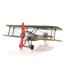 1916 Sopwith Camel F.1 1:20 Model Biplane