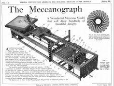 SR13 Meccanograph Reprint