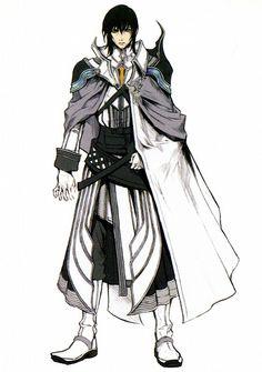 Square Enix, Final Fantasy XIII, Cid Raines