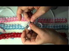 {202} Crafts for kids! Ribbon headbands for little girls DIY Thursday #31 - YouTube