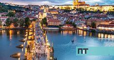 A rota já existia desde março, mas foi suspensa por causa da pandemia. Agora vai até à Hungria. Destinations, Destination Voyage, Prague Czech, Bratislava, Great Memories, Plein Air, Czech Republic, Japan Travel, Best Hotels