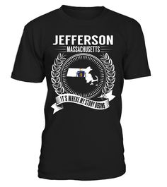 Jefferson, Massachusetts - It's Where My Story Begins #Jefferson