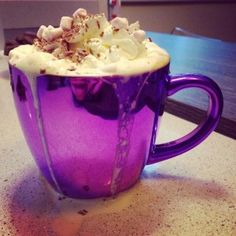 #karma #sutra #spiced #chai #latte anyone?  Why not try our easy recipe, topped with whipped cream and marshmallows!
