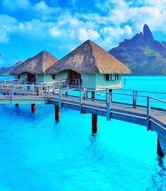 Bora Bora • French Polynesia • South Pacific Ocean