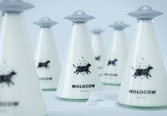 Talk about a packaging idea that's literally 'out of this world'. Imedia Creative Bureau in Bishkek, Kyrgyzstan, has come up with a quirky milk packaging concept that looks like a UFO abducting a cow. The triangular glass bottle resembles a beam of light coming out of a UFO-shaped bottle cap made of plastic. The brand […]