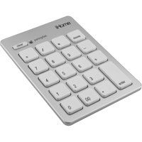 #macbook  Look at used ones in $20-range iHome Numeric Pad Bluetooth Keypad for Mac, Silver (IMAC-A201W) iHome http://www.amazon.com/dp/B00QLPPG6Q/ref=cm_sw_r_pi_dp_3wQcxb13B2Z3V