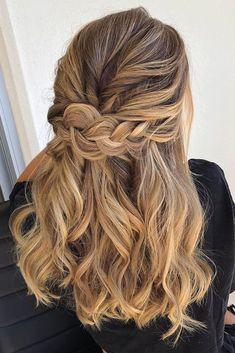30 atemberaubende Hochzeitsfrisuren jede Haarlänge - #Atemberaubende #Haarlänge #Hochzeitsfrisuren #jede