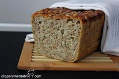 Spelt Bread, Yeast Bread, Pumpkin Cheesecake, How To Make Bread, Love Food, Banana Bread, Recipies, Food And Drink, Diet