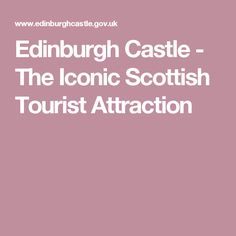 Visit Edinburgh's famous castle for a great family day out in Scotland. Book tickets online for best price and guaranteed entry. Visit Edinburgh, Edinburgh Castle, Days Out In Scotland, Famous Castles, Family Days Out, Online Tickets, Attraction, England, Outlander