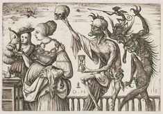 danse macabre and demon