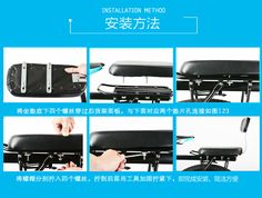 Travel Bike Saddle Adult Child Bicycle Comfortable Seat Children Men Women Travelling MTB Folding Bike Cushion Chair Set + Pedal-in Travel Kits from Sports & Entertainment on Aliexpress.com | Alibaba Group
