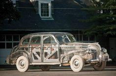 1939 Pontiac Plexiglass Ghost Car